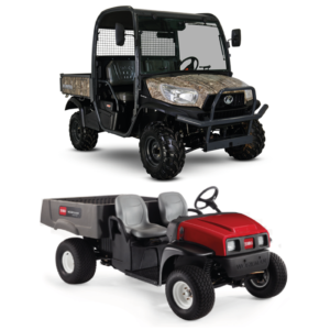 - UTILITY VEHICLES