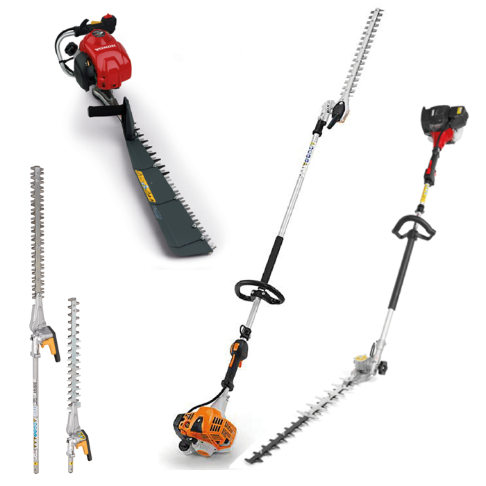 - HEDGE TRIMMERS
