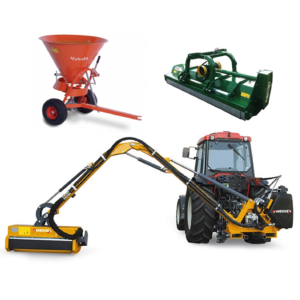 - IMPLEMENTS & ACCESSORIES