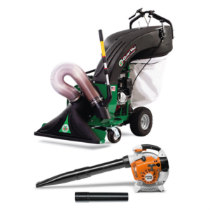 - LEAF VACUUMS, BLOWERS & MISTBLOWERS
